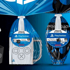 Ovo de Páscoa PlayStation 2021