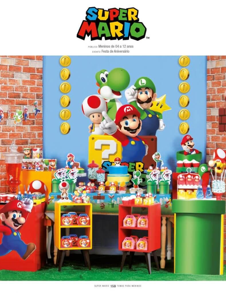 Capa Super Mario Cromus 2018