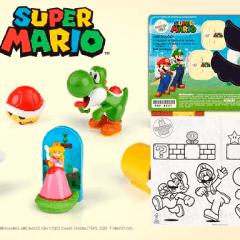 Super Mario McDonald's 2017
